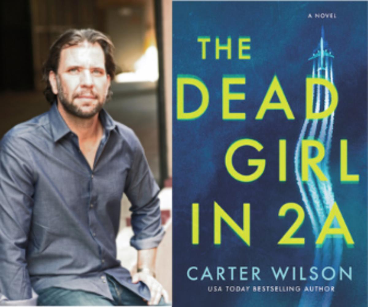 Carter Wilson The Dead Girl in 2A