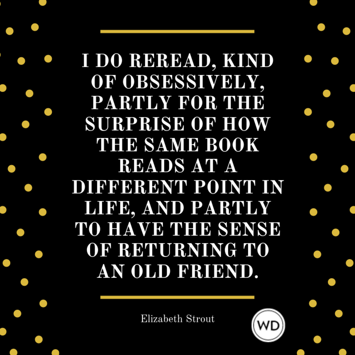 Elizabeth Strout quote
