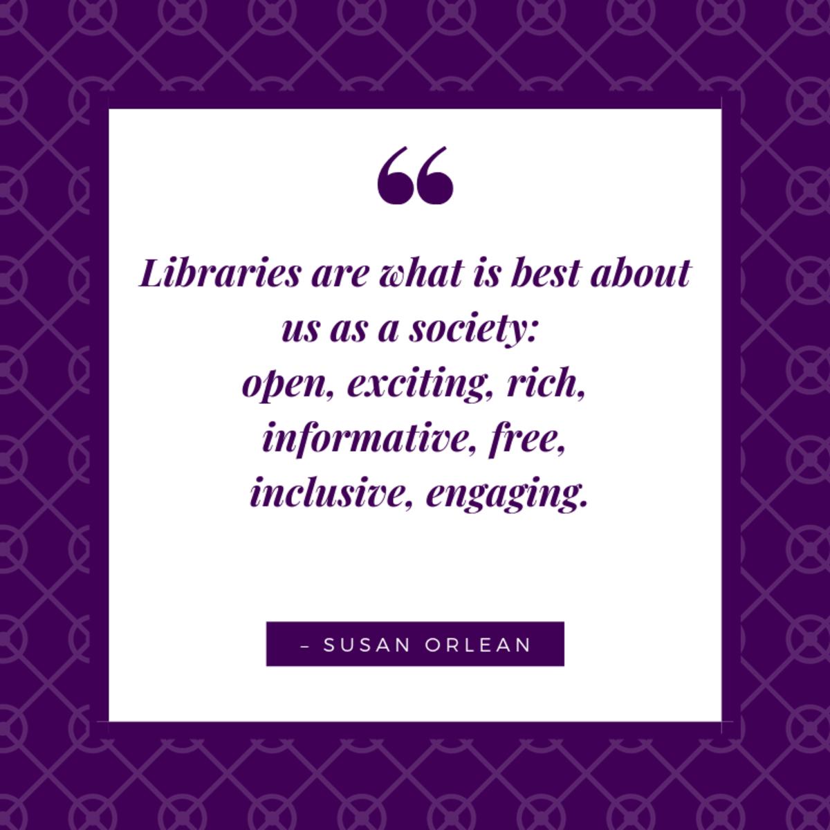 Susan Orleans quote