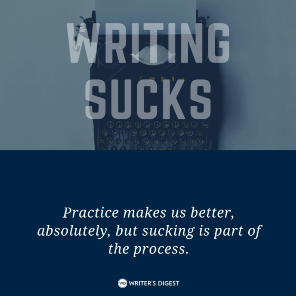 Writing Sucks