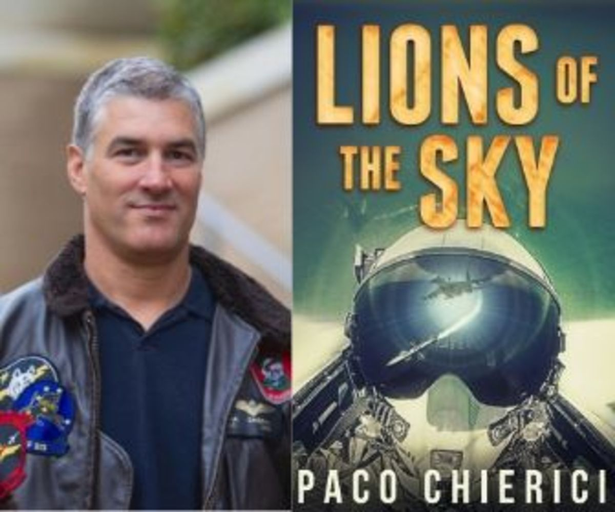 Lions of the Sky Paco Chierici