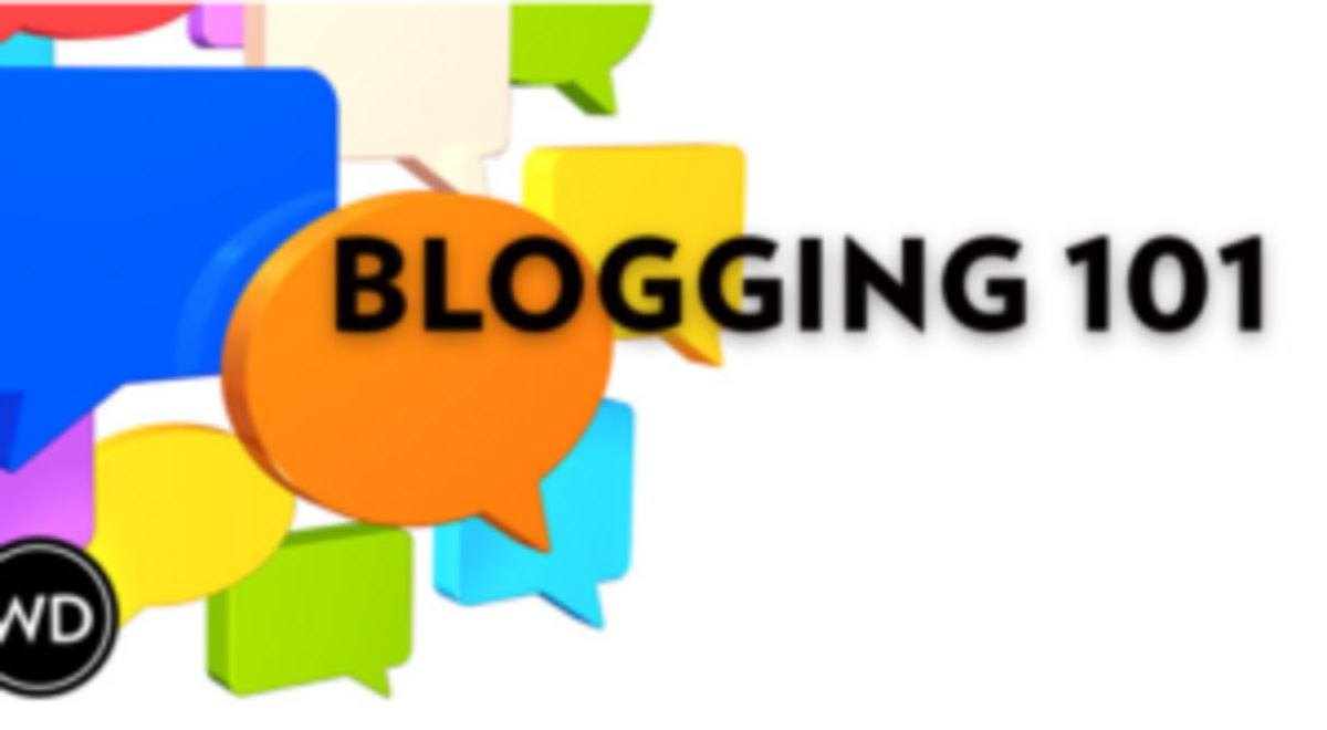 Start your blog with online courses from Writer's Digest University.