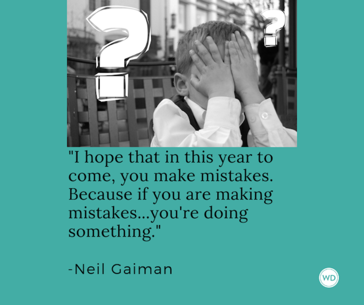 Neil Gaiman Quotes