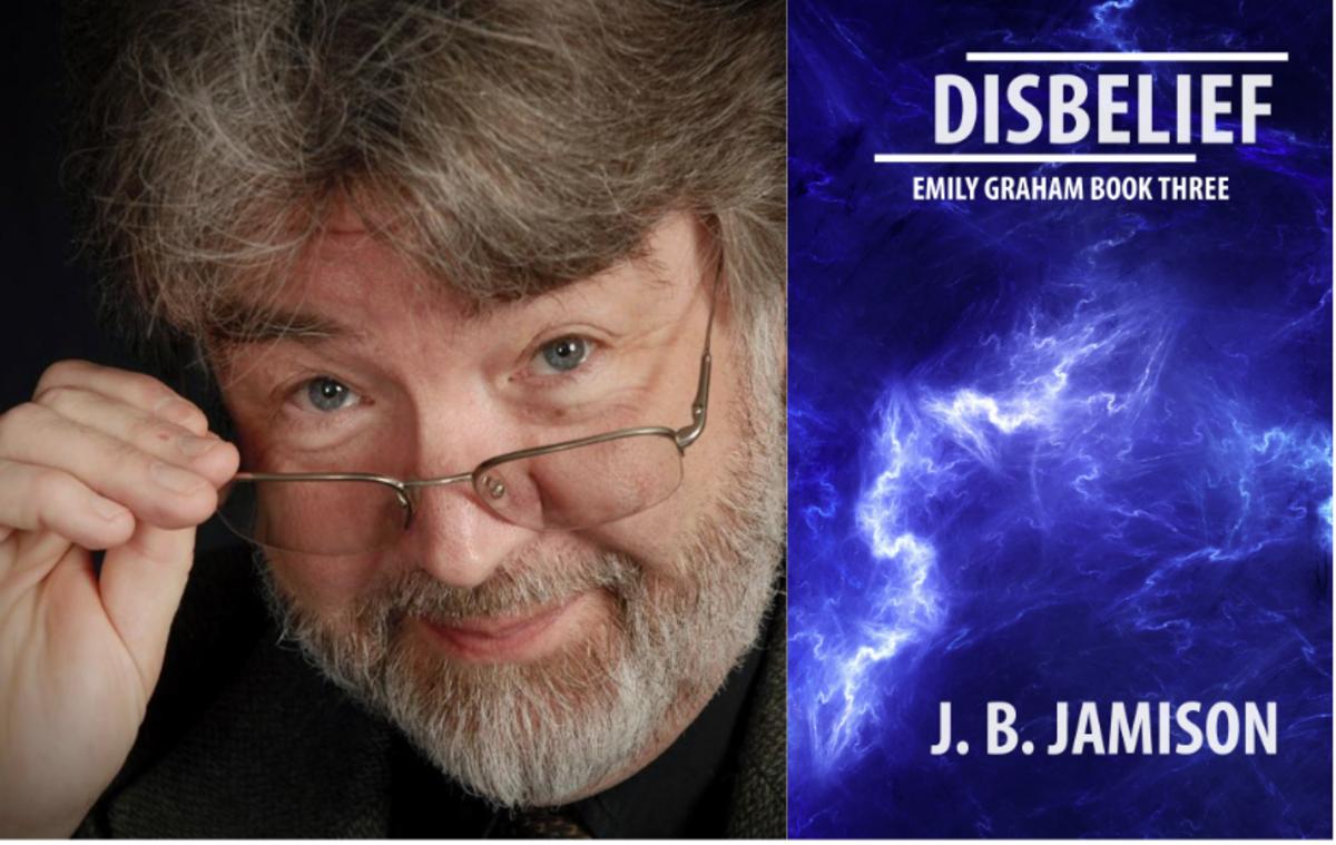 John (J.B.) Jamison is the author of the Emily Graham series