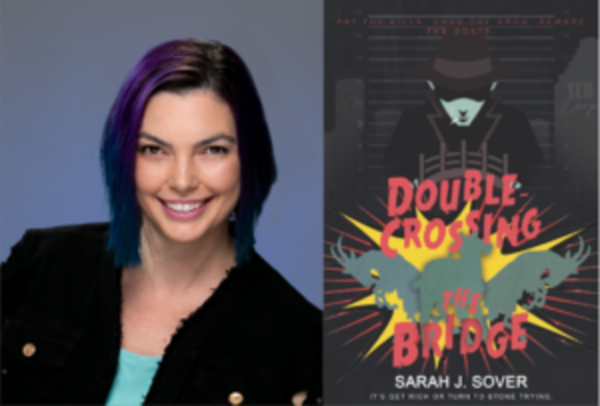 Sarah Sover Double-Crossing the Bridge
