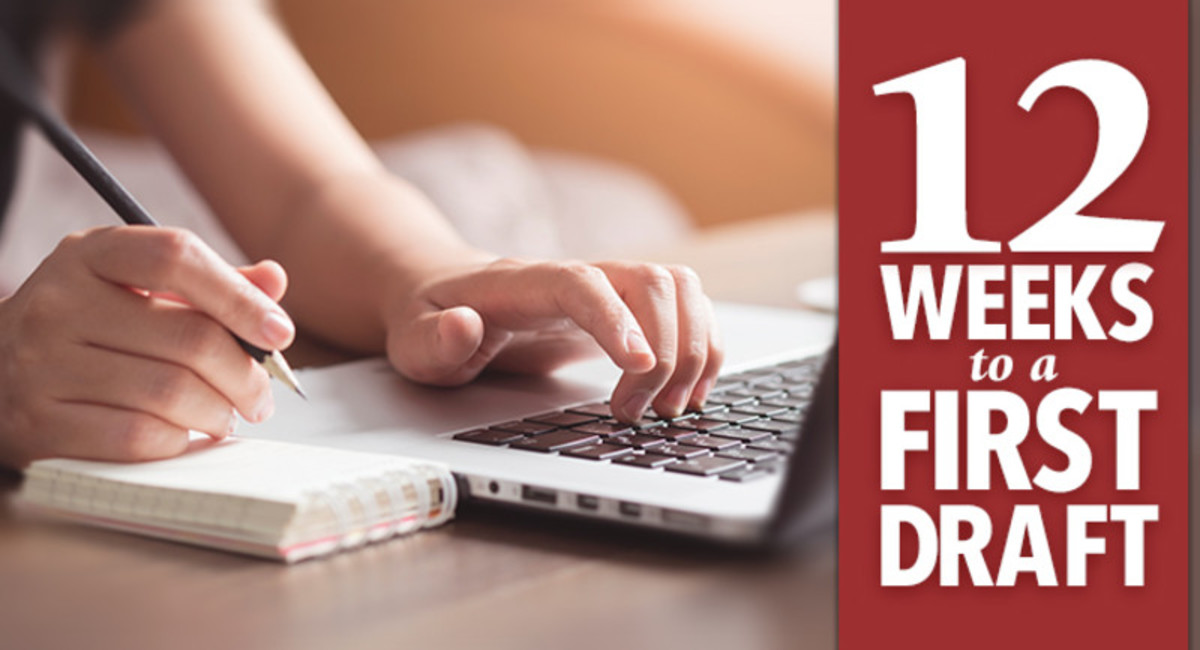 Dive into the world of writing and learn all 12 steps needed to complete a first draft. In this writing workshop you will tackle the steps to writing a book, learn effective writing techniques along the way, and of course, begin writing your first draft.