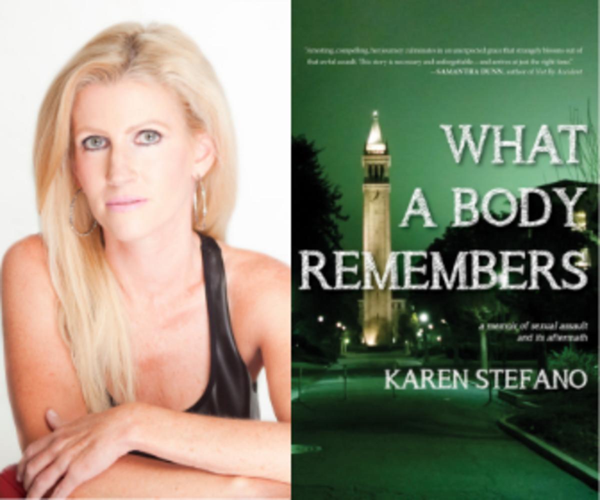 What a Body Remembers Karen Stefano