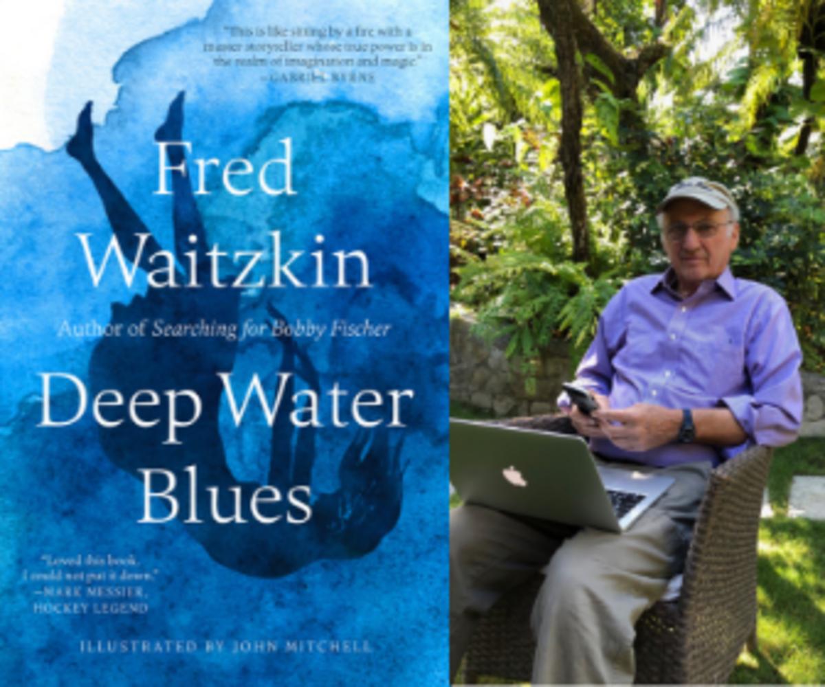 Fred Waitzkin Deep Water Blues