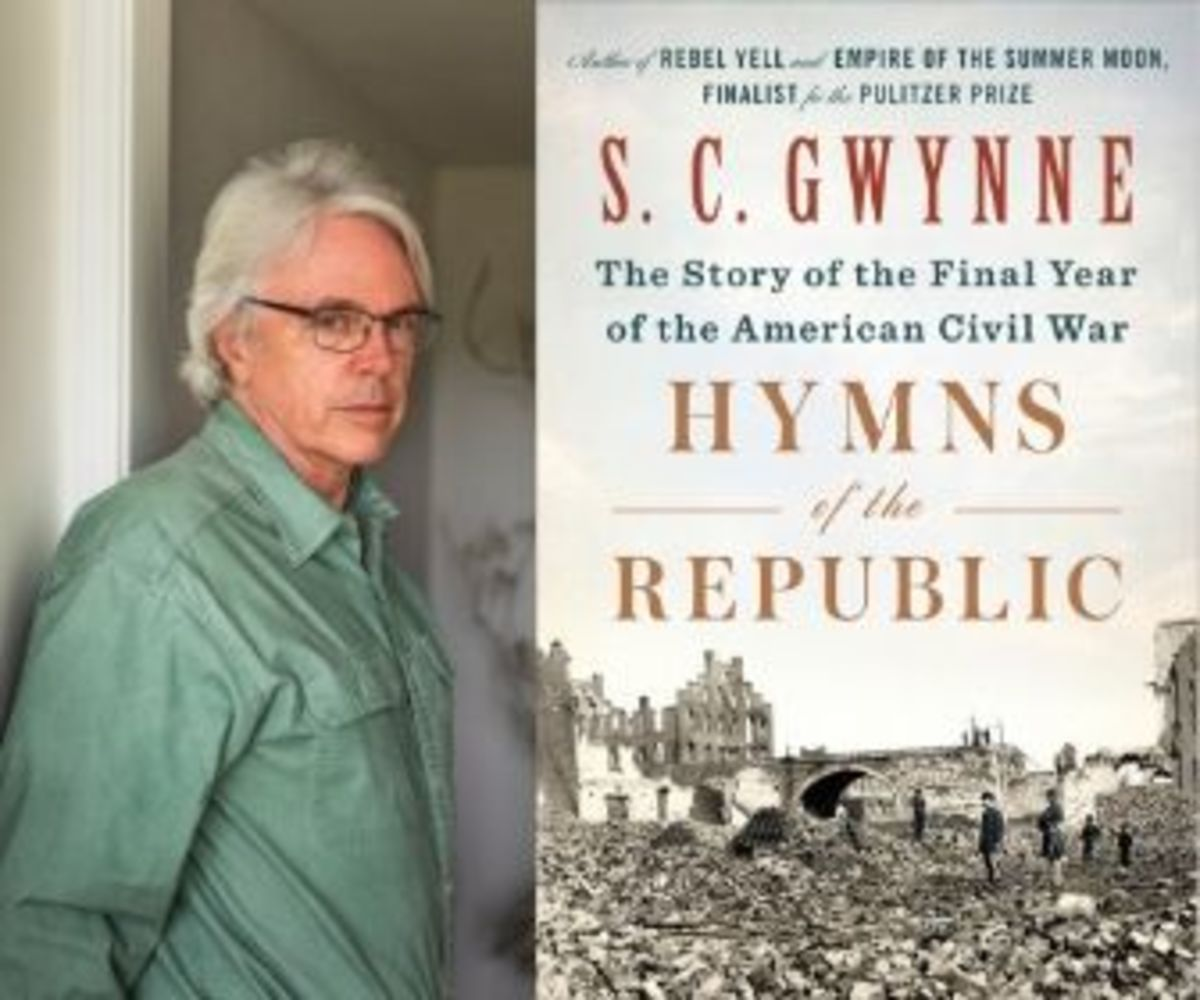 S.C. Gwynne Hymns of the Republic