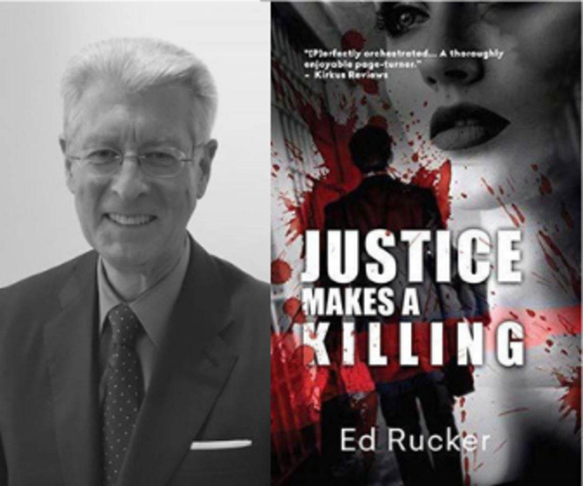 writing a legal thriller