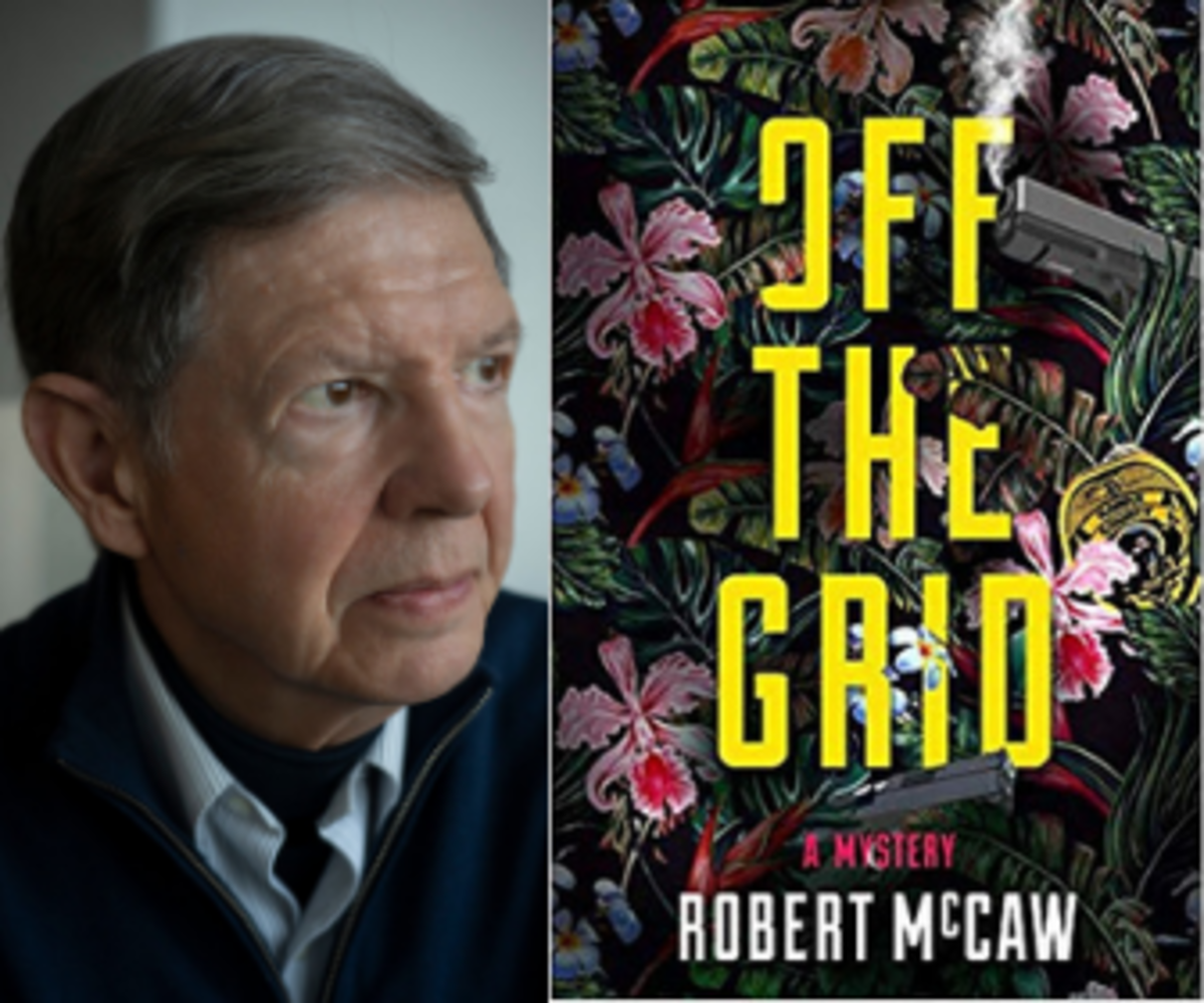Robert McCaw Off the Grid