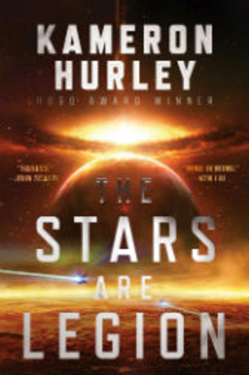 Kameron Hurley building fantastic worlds