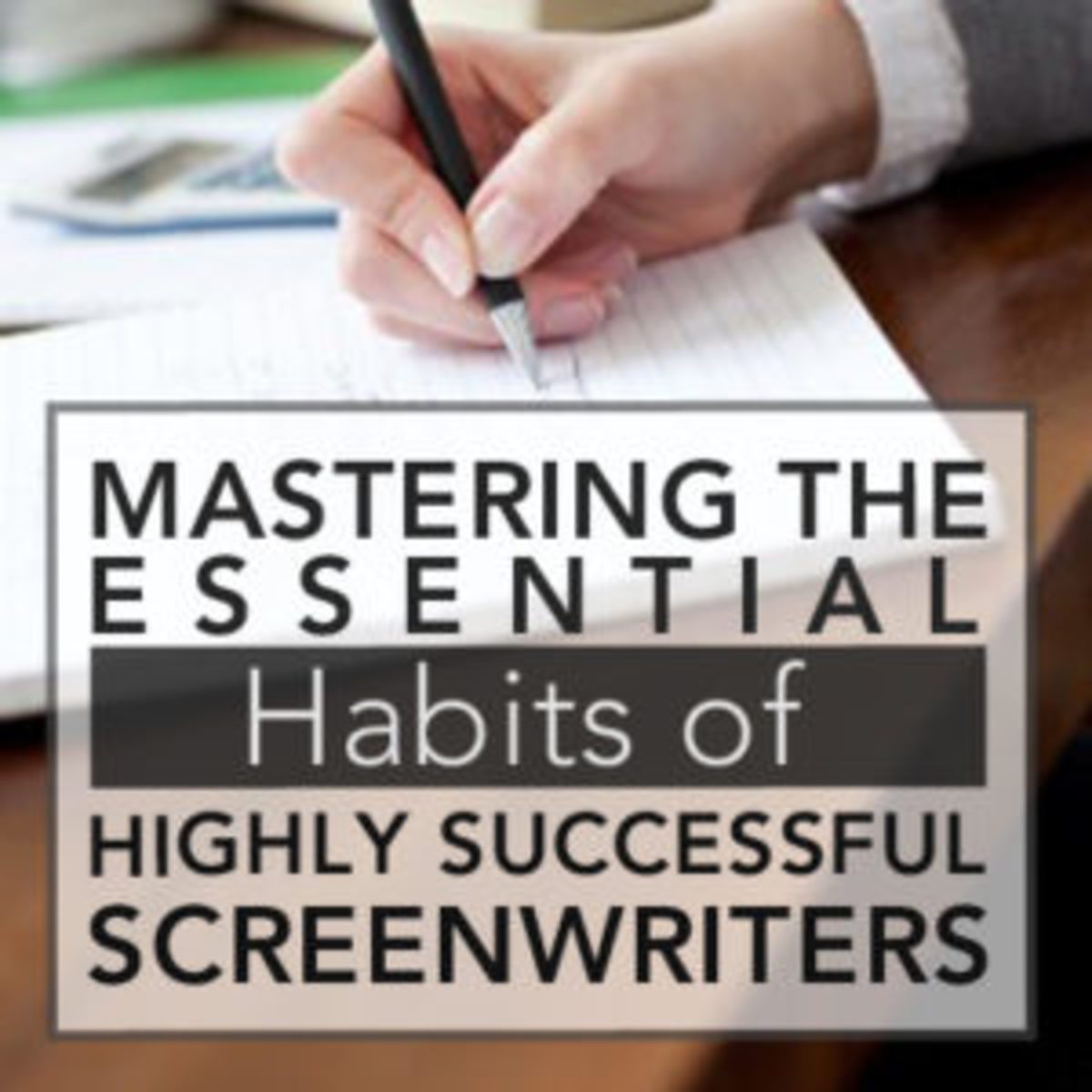 Learn the secrets to writing success with Karl Iglesias' self-paced course!