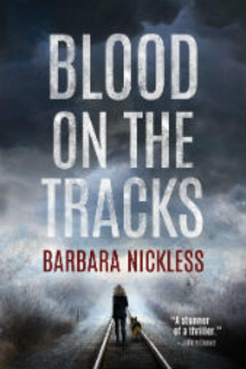 barbara nickless book cover female protagonist