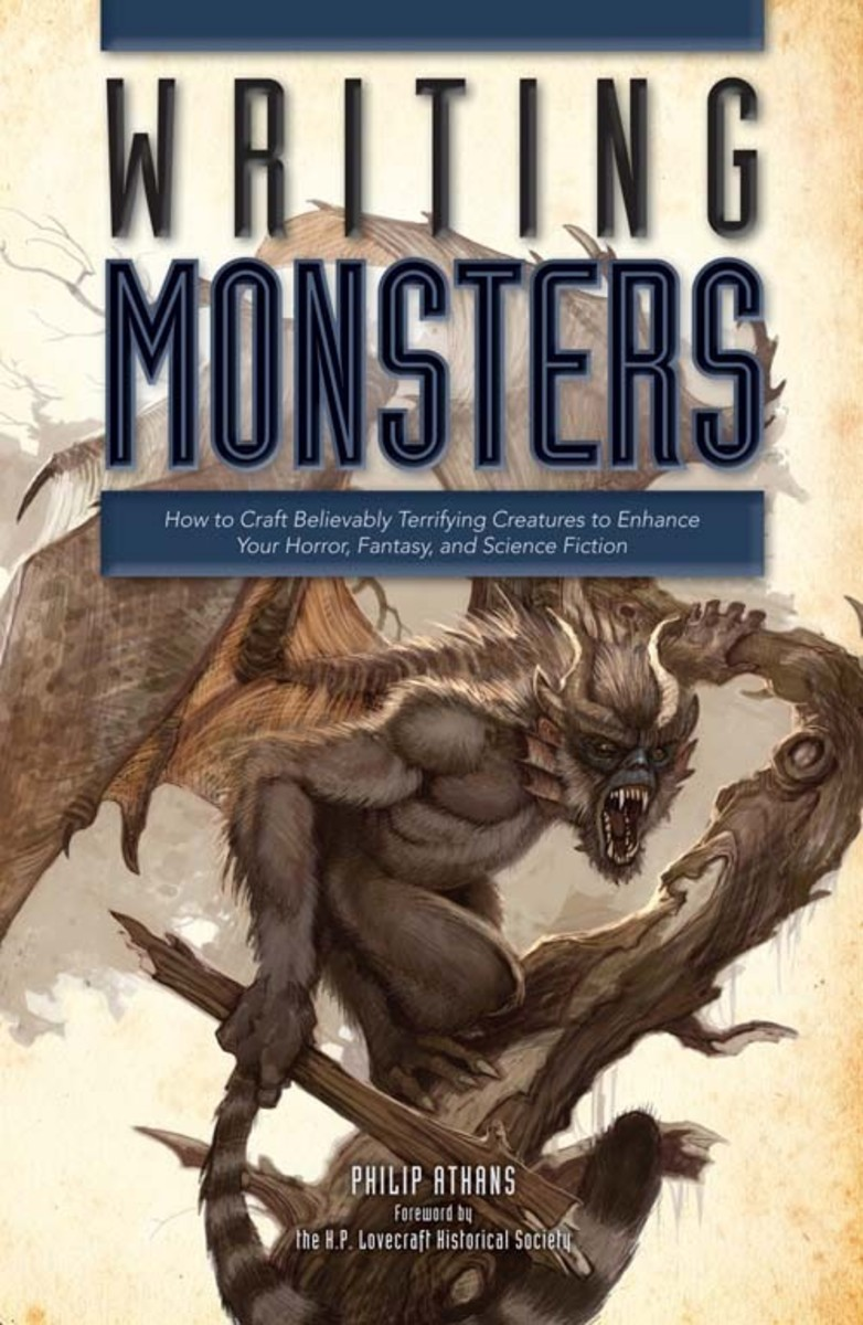 Writing Monstersby Philip Athans