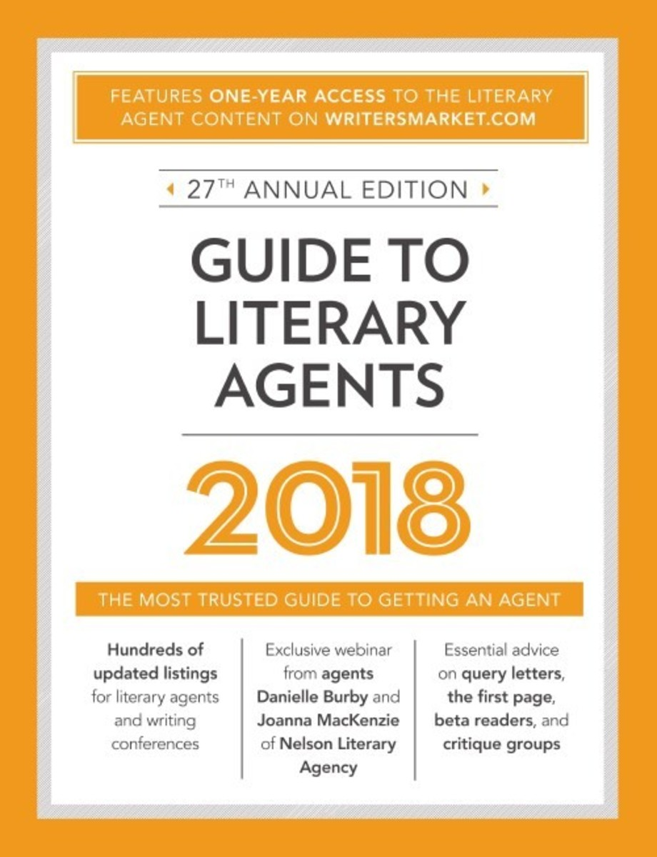 The biggest literary agent database anywhere is the Guide to Literary Agents. Pick up the latest edition at a discount today
