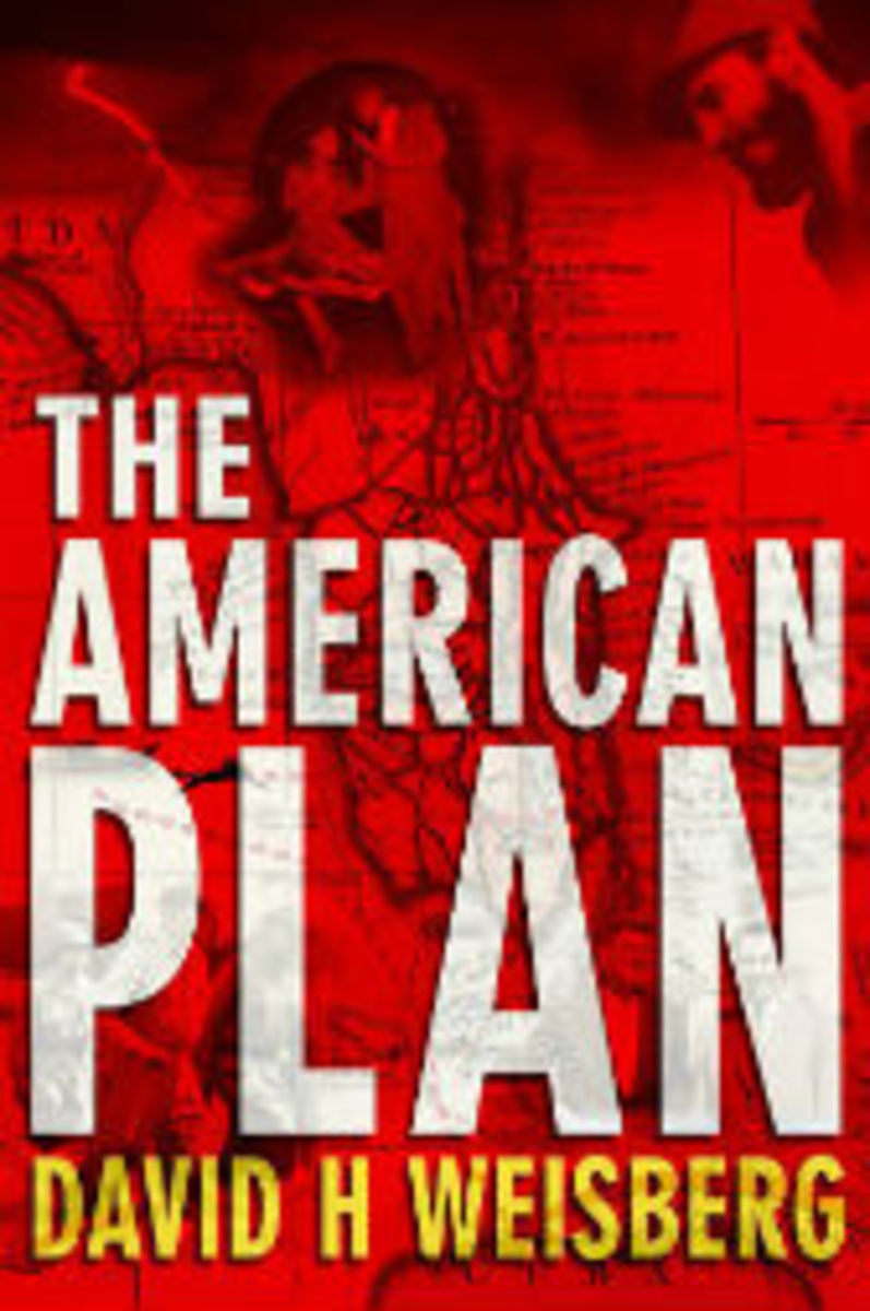 The American Plan book cover