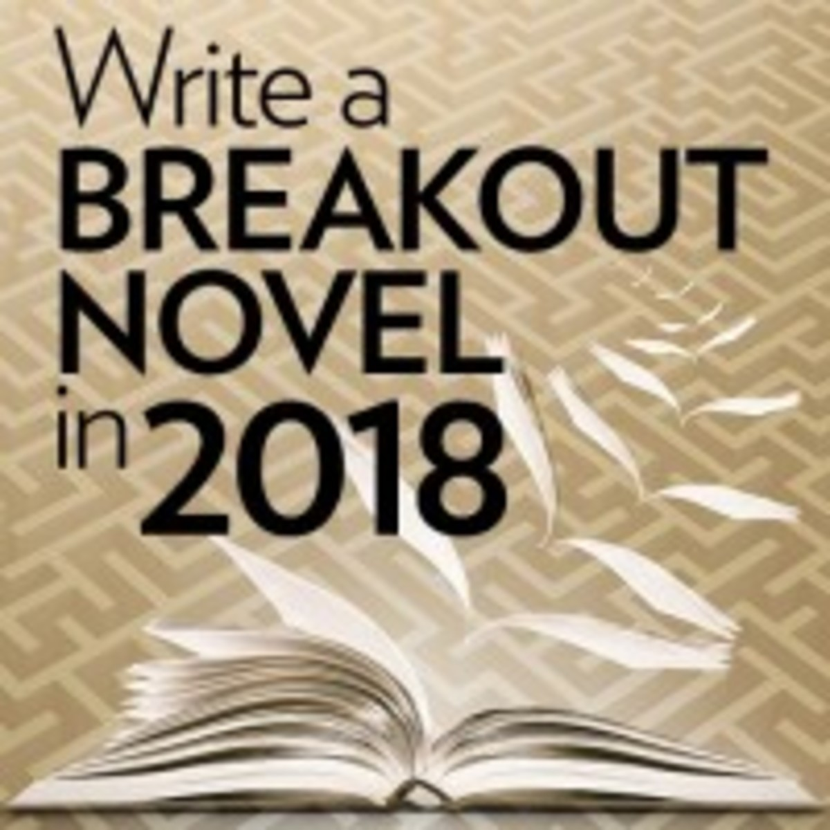 14 Resources to Help You Write A Breakout Novel in 2018