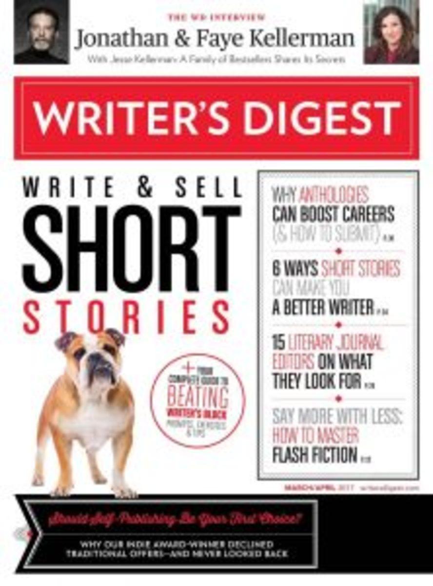 Writer's Digest, Short Stories, Breaking In