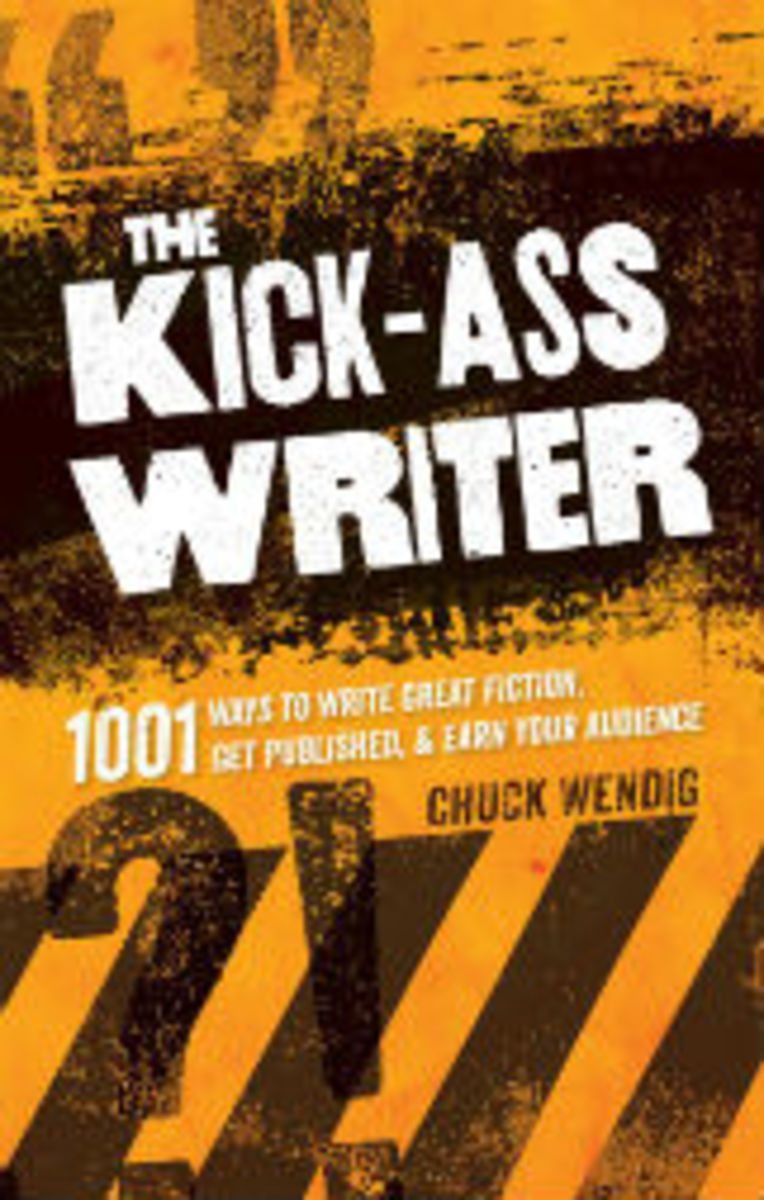 kickass writer featured