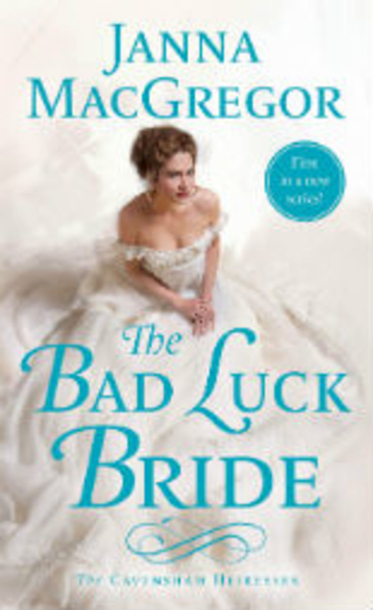Bad Luck Bride cover