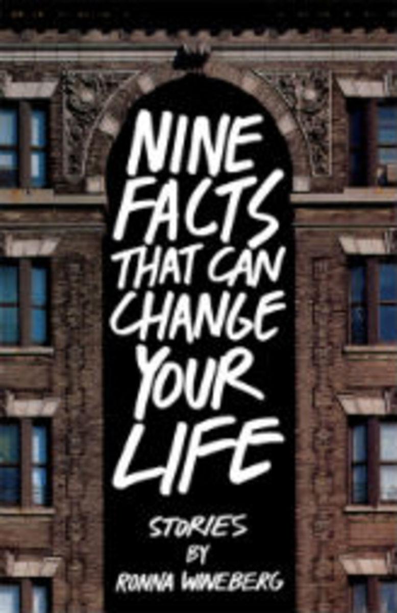 NineFactsCover Short stories