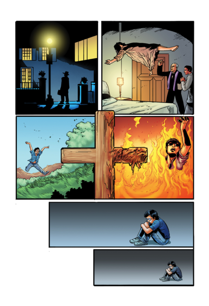 Color added to page.