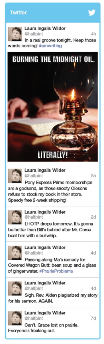 Wilder Twitter