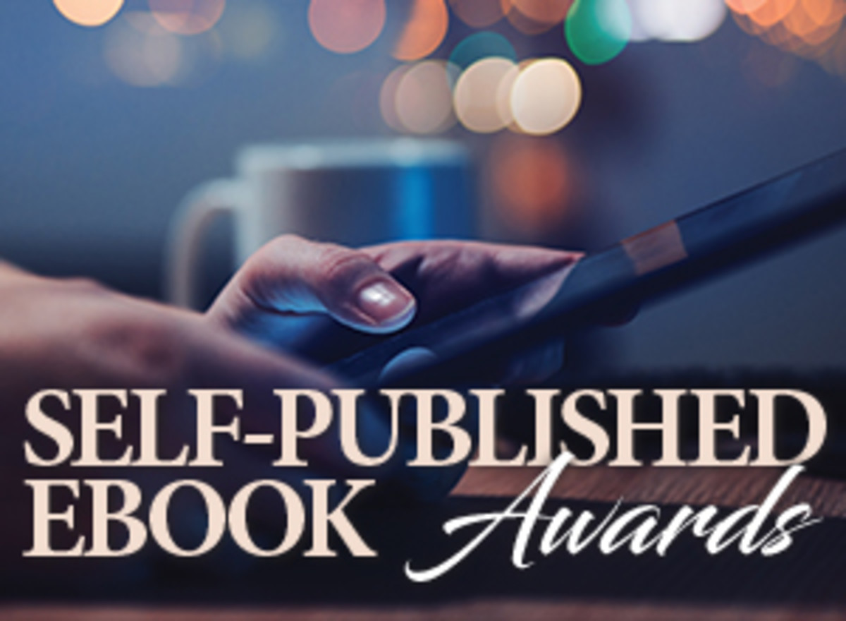 Enter the Self-Published eBook Awards today!
