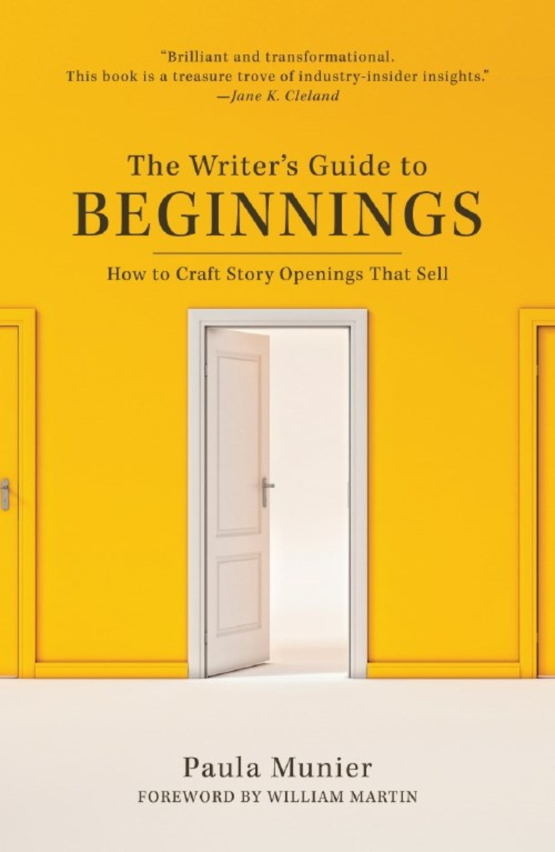 paula munier, beginnings, how to write beginnings