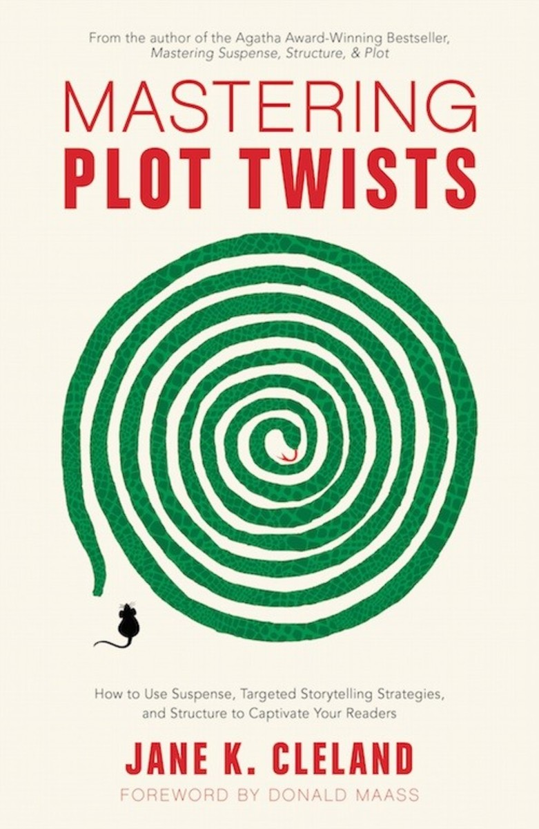 Mastering Plot Twists by Jane Cleland