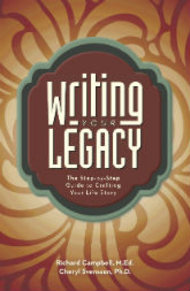 Writing Your Legacy Cover