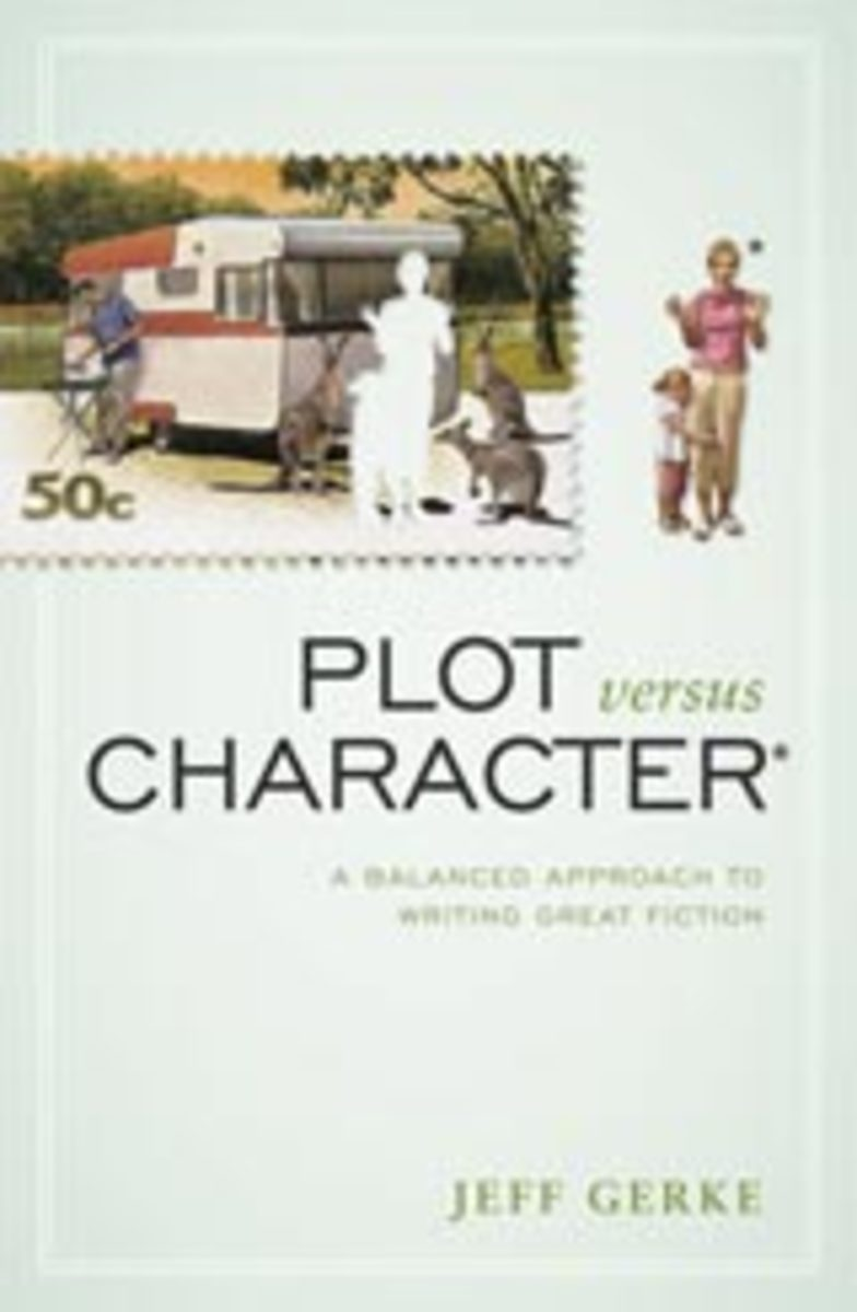 creating characters | plot versus character
