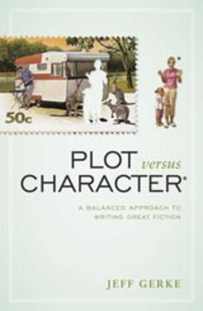 creating characters | plot versus character