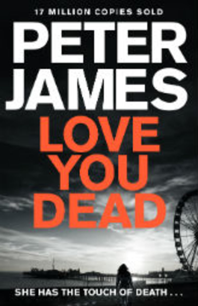 peter james love you dead