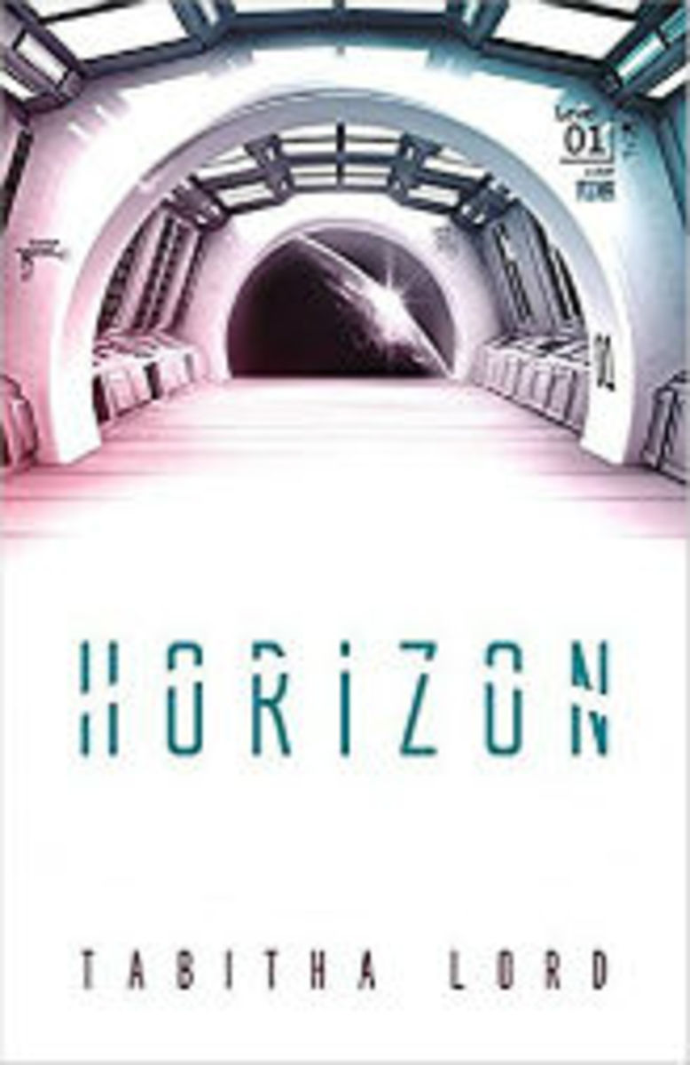 Horizon book cover