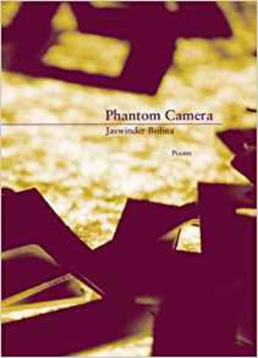 Phantom Camera, by Jaswinder Bolina