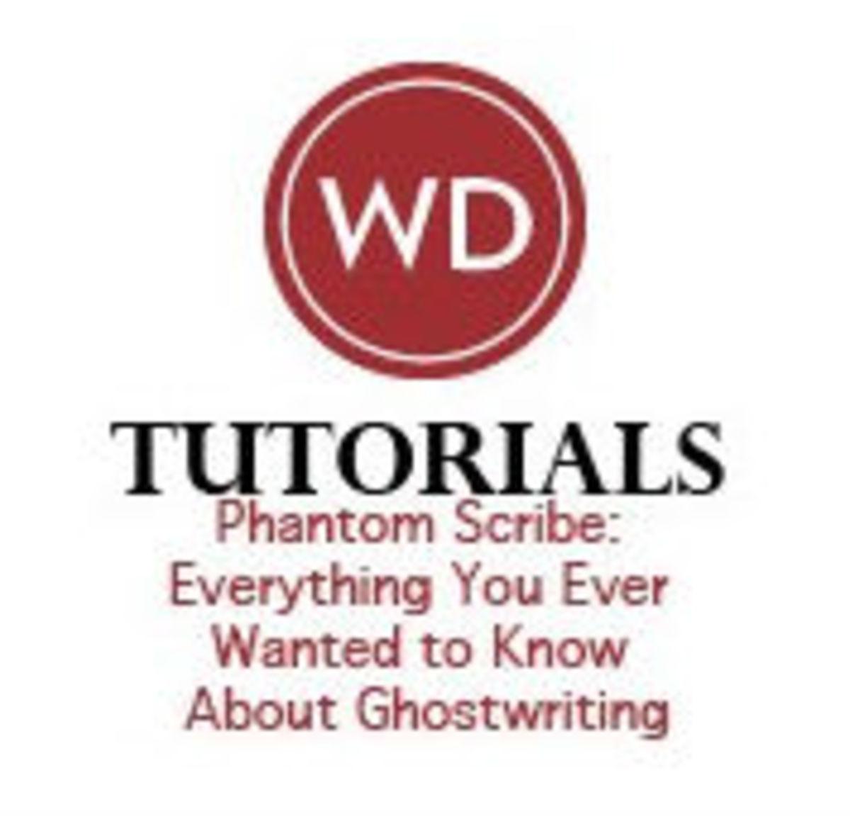 ghostwriting tutorial