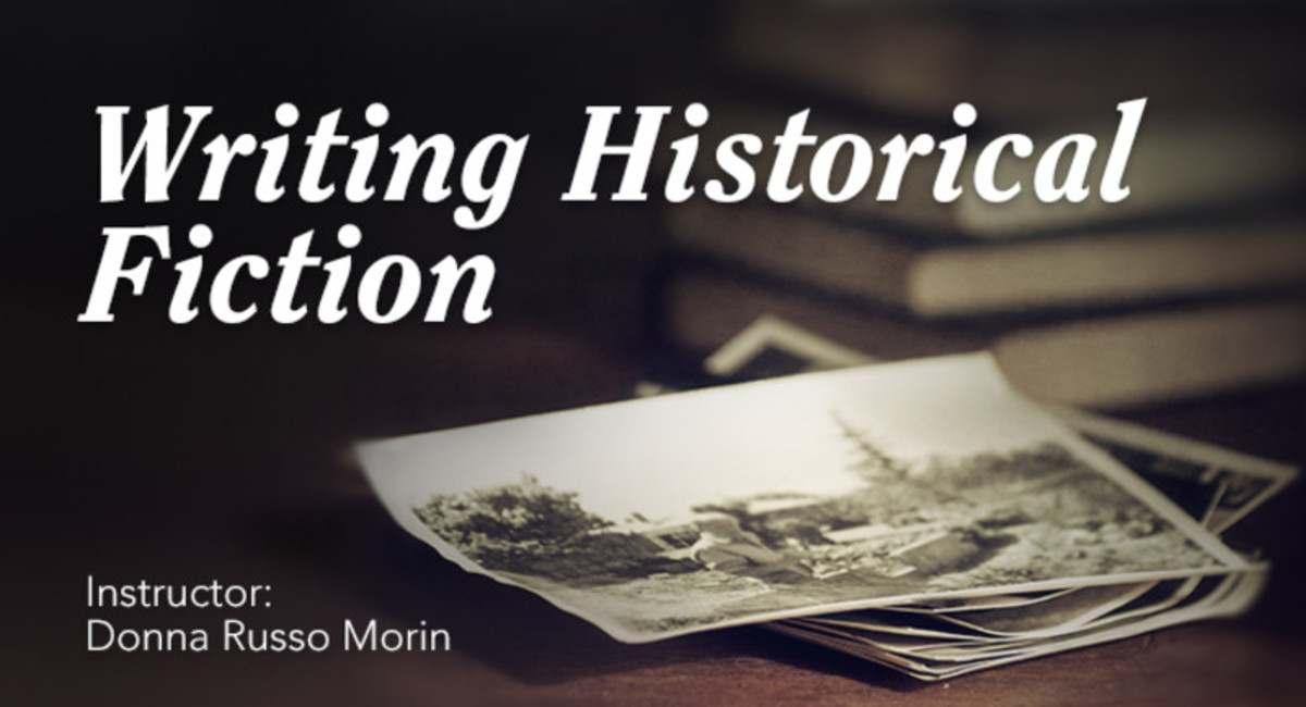 Whether history is a backdrop to your story or the focus of the story itself, this workshop will provide you with the tools to find the facts you need, organize the data in a functional manner, and merge that data seamlessly into your novel. Discover the level of historical data to include as a function of a particular writing goal.