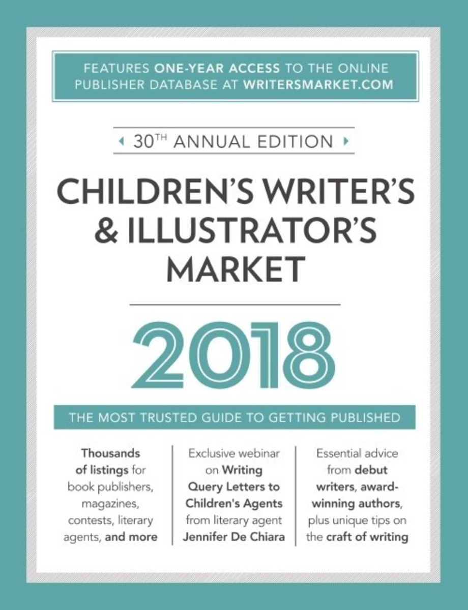 Grab the latest edition of Children's Writer's & Illustrator's Market online at a discount!