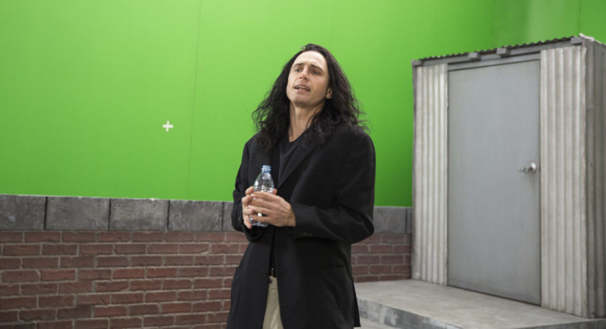 Actor-producer-director James Franco, THE DISASTER ARTIST. Photo by Justina Mintz, courtesy of A24.