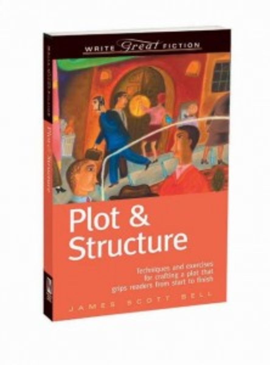 Write Great Fiction Plot & Structure