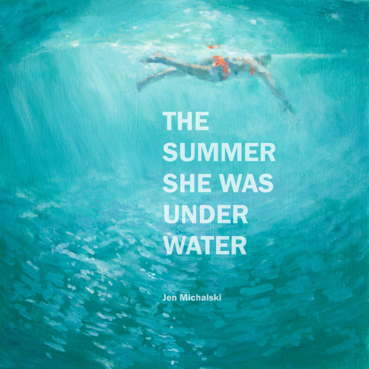The-Summer-She-Was-Under-Water-book-cover