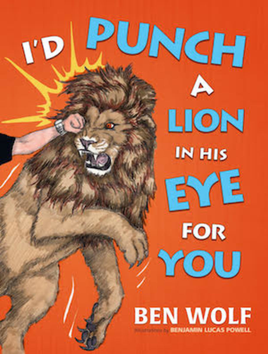 I'd-punch-a-lion-in-his-eye-for-you-book-cover