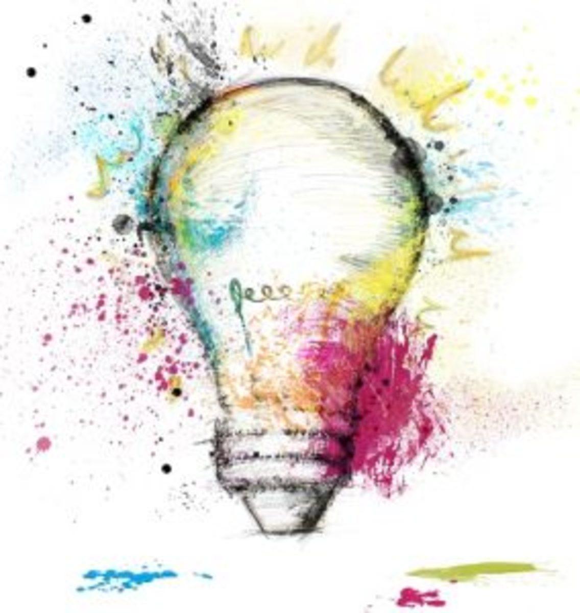 Develop an Idea Through Mind Mapping