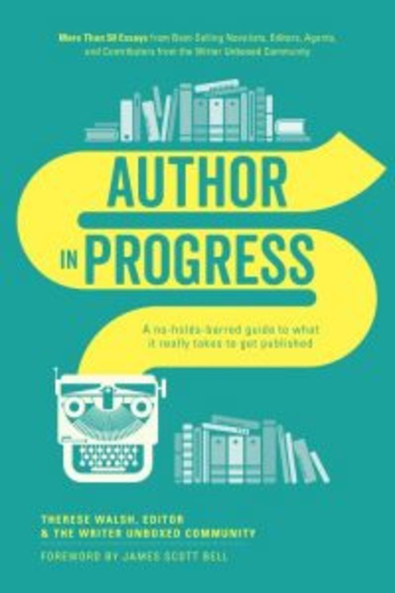 Author in Progress book