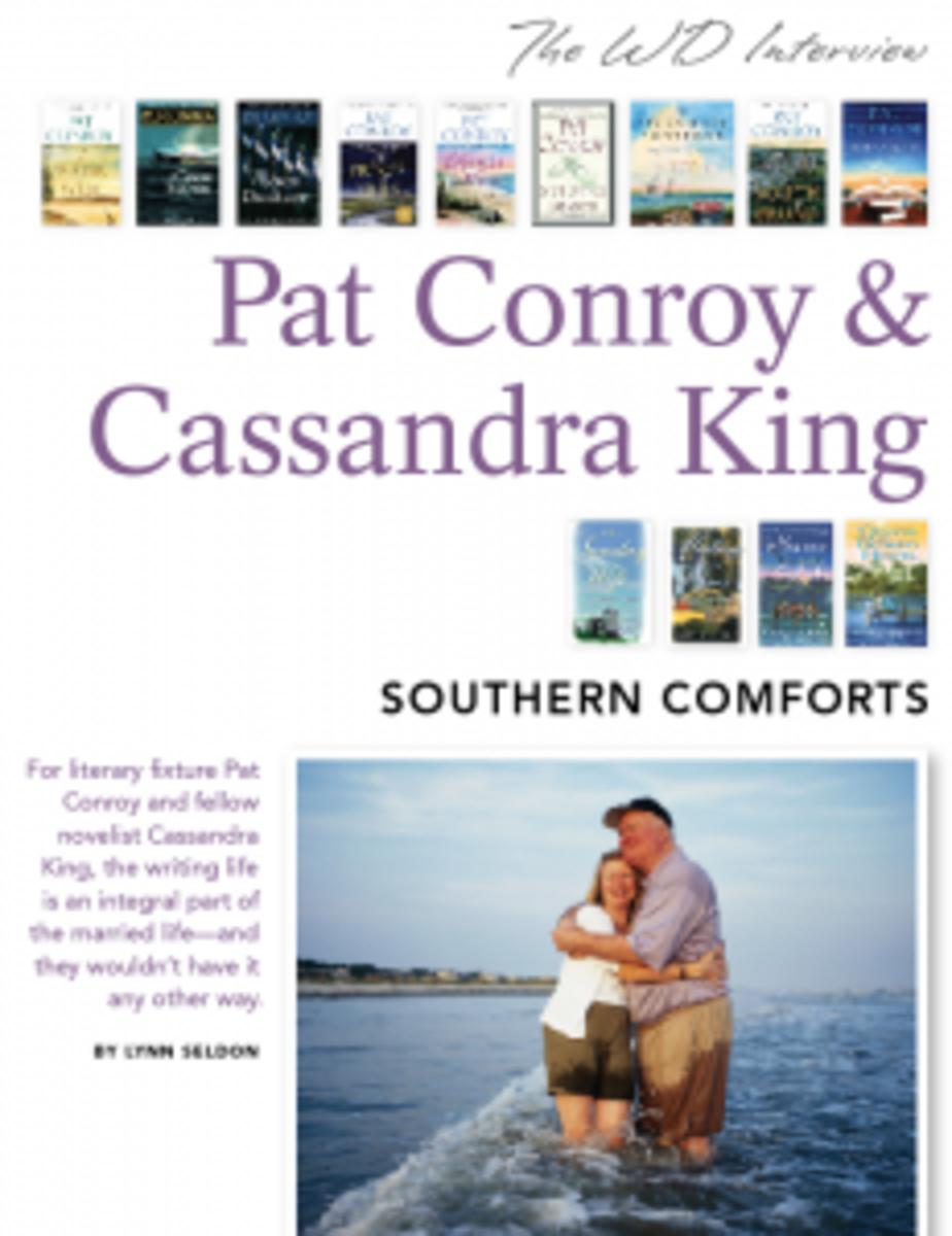 Pat Conroy & Cassandra King