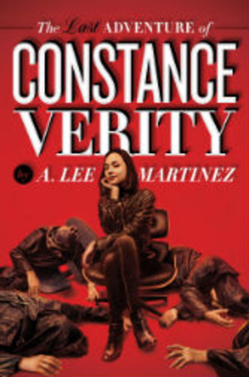 The Last Adventure of Constance Verity Cover