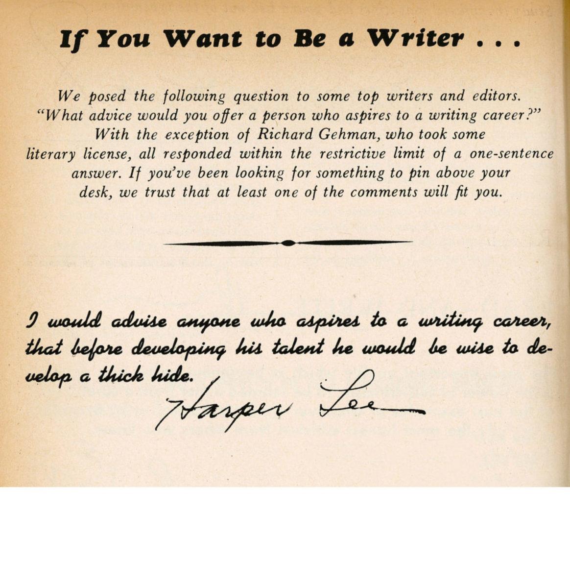 InstructionsforQuotes_HarperLee-WritersDigest