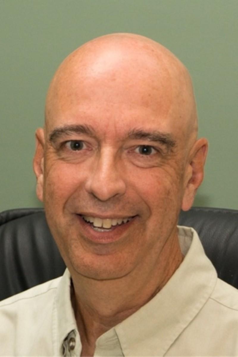 John Keyse-Walker author writer